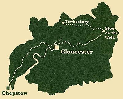 gloswaymap